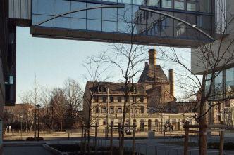 Thonberg, Brauerei M.A. Offenhauer 1997 (Foto: Harald Stein / wortblende)