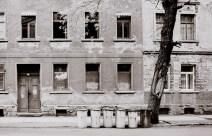 Meißner Straße 1989 (Foto: Harald Stein, Wortblende)