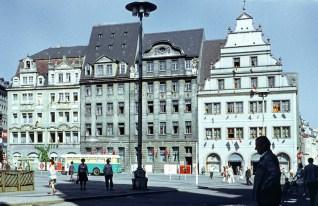 Markt 1973 (Foto: Harald Stein, Wortblende)