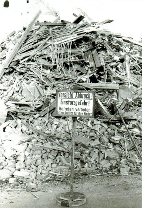 In der Hildegardstraße, 1987