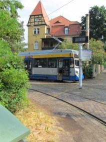 Straßenbahnhofsvilla in Leutzsch