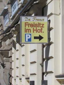 Freisitz am Waldplatz