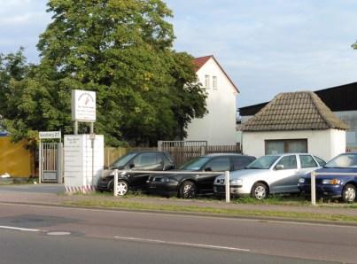Burghausen, Dampfbrauerei A. Liebscher