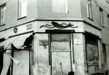 Fischladen in der zweiten Hälfte der 1980er