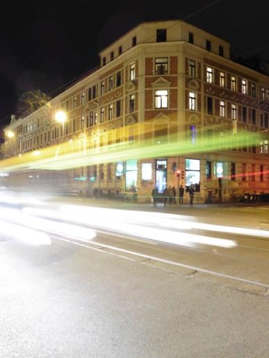 Kreuzung von Riebeck- und Oststraße