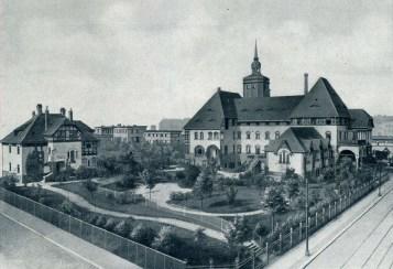 Aufnahme von 1903 (aus der Broschüre von 1920)