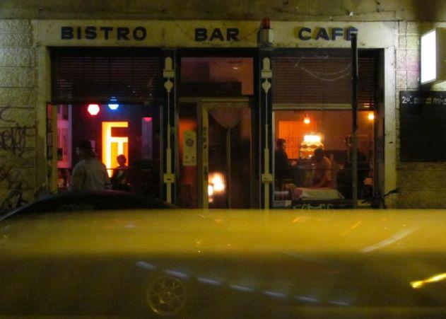 Die Fisch-Bar in Leutzsch