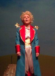 Isabel als Kleiner Prinz
