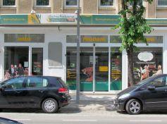 Fleischerei Schicketanz in der Könneritzstraße