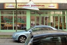 Fleischerei Scheinpflug in der Konradstraße