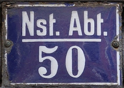 Nst. Abt. 50, Neustädter Straße 30, 1870 gebaut, seitlicher Anbau etwa aus dem Jahr 1900
