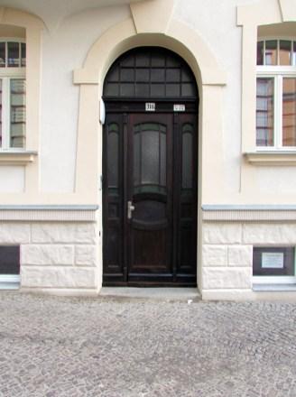 Georg-Schumann-Straße in Wahren