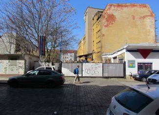 Ehemalige Eisfabrik, Ansicht Ungerstraße