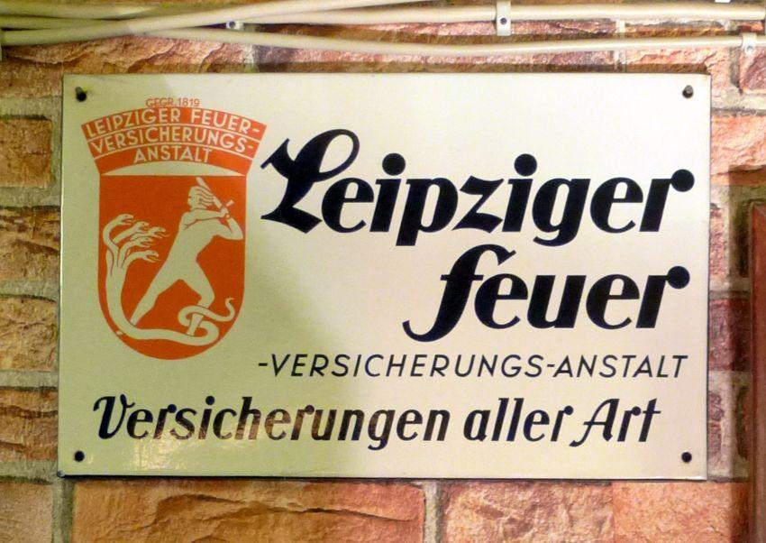 Leipziger Feuerversicherungs-Anstalt (in der alten MuKo-Klause)