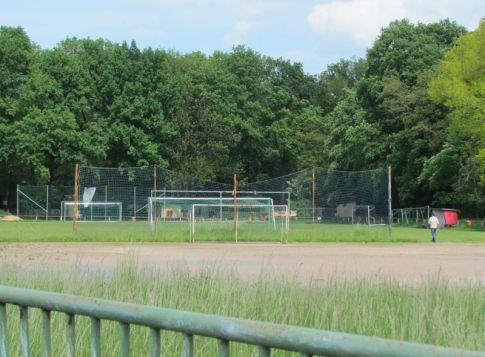 Fußballplatz an der Friesenstraße