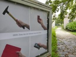 """""""ISKRA. Essay über den Gebrauch eines leeren Raums"""", 2014"""