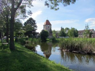 Idylle in Baalsdorf