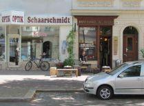 Beard Brothers & Sisters in der Karl-Heine-Straße