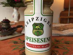 Leipziger Speisesenf aus Altenburg
