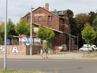 Bahnhof Knauthain / Knautkleeberg