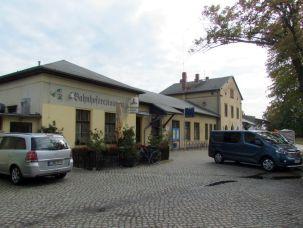 Restaurant und Bahnhof Liebertwolkwitz
