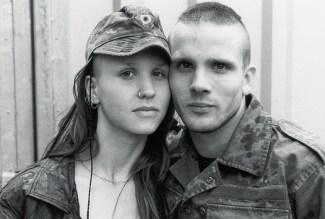 Diana und Sven 1996 (Alles andere zeigt die Zeit)