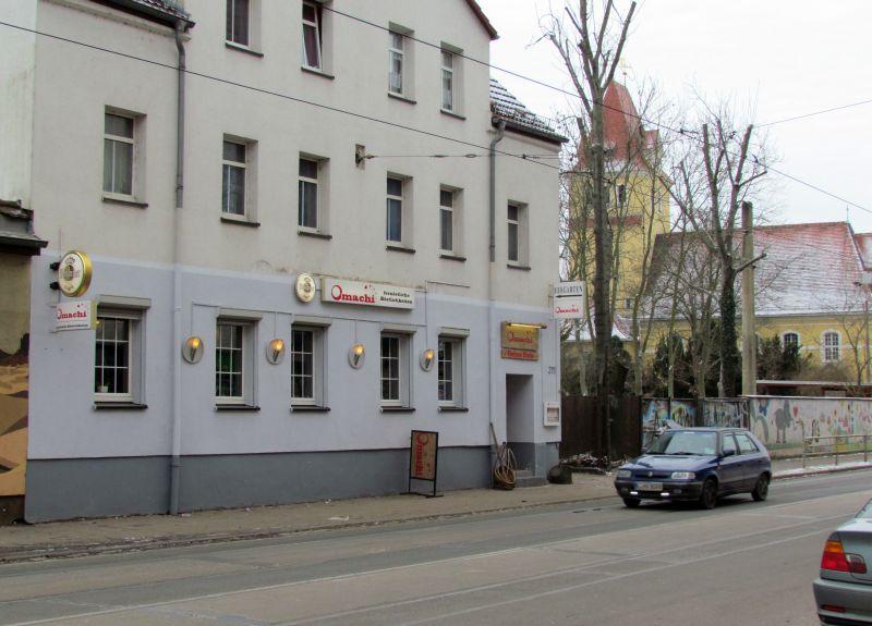 Endstation / Omachi in Großzschocher