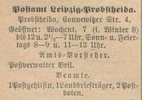 Adressbuch 1914