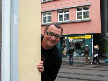 André Kudernatsch in Erfurt