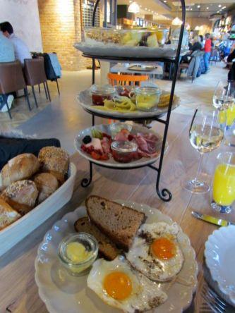 Frühstück in der Leipziger Brotschule