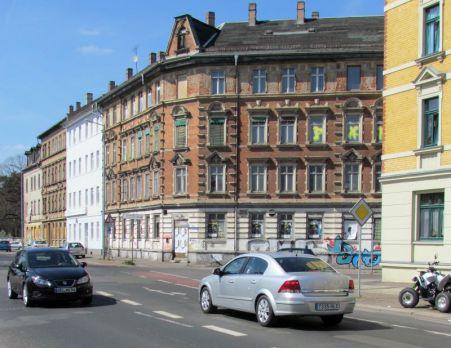 Eckkneipe Hoffnung in der Merseburger Straße