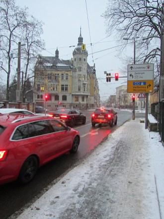 Rathaus Leutzsch, Januar 2017