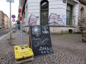 S1 Vinyl & Kaffee in der Sattelhofstraße 1