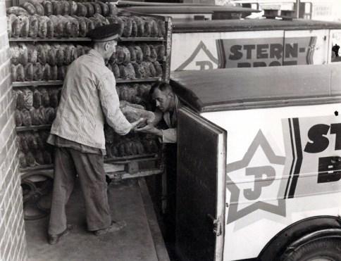 Stern-Brot-Fahrer