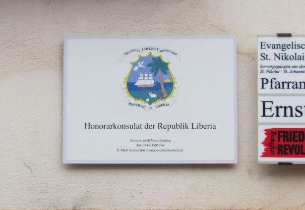 Konsulat von Liberia