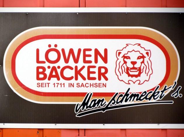 Löwenbäcker in der Zschortauer Straße