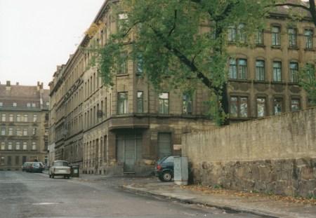 Eckhaus Herbartstraße 2b (rechts Franckestraße)
