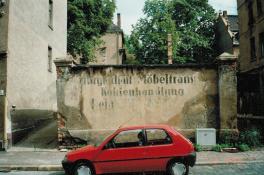Menckestraße, September 1994