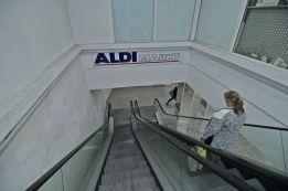 Untergrund-Aldi 2010 (Foto: Friedrich Preuß)