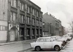 Grenzstraße 21 Ende der 1980er (Foto: Norbert Lotz)