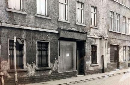 Lange Straße 5 Ende der 1980er (Foto: Norbert Lotz)