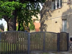 Blick von der Halleschen Straße