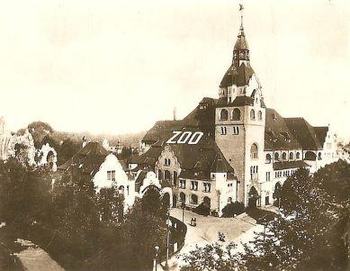 Kongresshalle am Zoo 1929