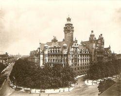Neues Rathaus 1929