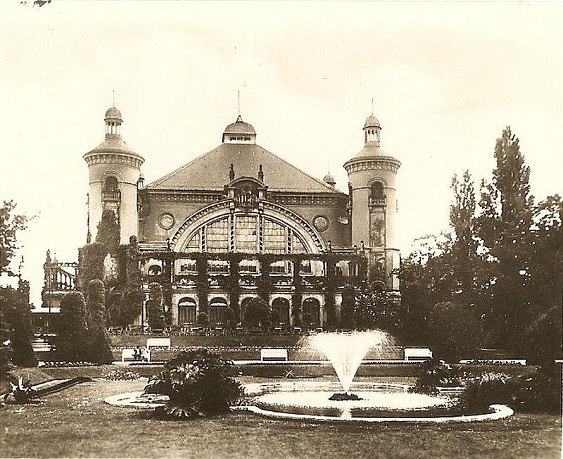 Palmengarten 1929