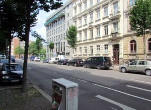 Riemannstraße: LVZ-Lokalredaktion