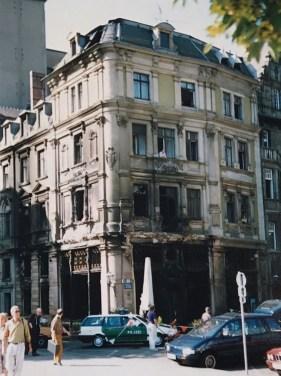 Teehaus im August 1992 (Foto: Norbert Lotz)