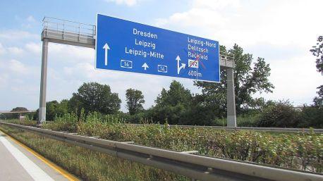 Leipzig-Nord ist gesperrt