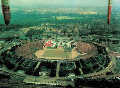 Zentralstadion 1977