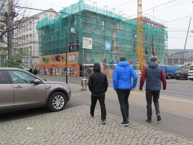 Bayrischer Hof im November 2017